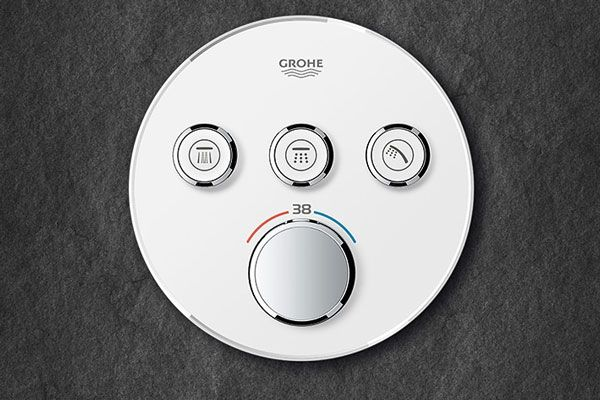 Grohe - Smart Control Thermostat